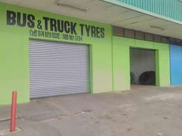 Quality Used Truck Tyres