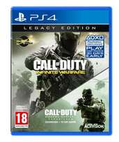 COD: Infinite Warfare Legacy Edition (PS4) for sale at GAMING4GEEKS.