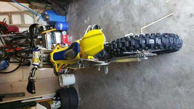 Rmz 450 and bombardier ds650 Karenpark - image 2