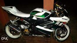 K5 Custom GSXR 1000 Turbo