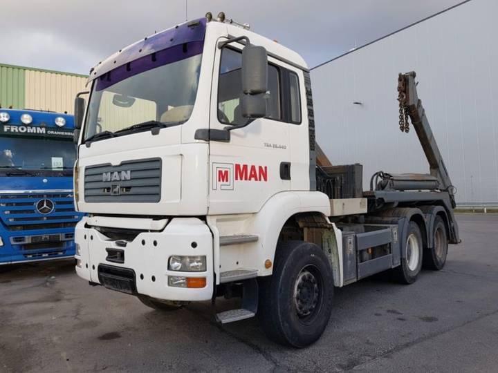 MAN TGA H 30 / 26.350 - 2004