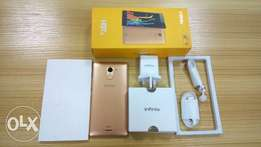 Original infinix Hot 4 on quick sale