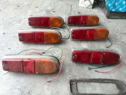 Tail lights for classic European car take it ALL