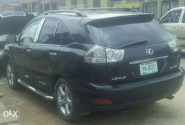CLEAN Lexus RX330 05 FULL OPTION for N2.450m Surulere - image 4