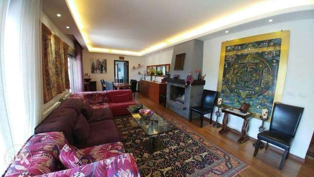 Ballouneh 350m2 - high end - brand new - apartment for sale بلونة -  1