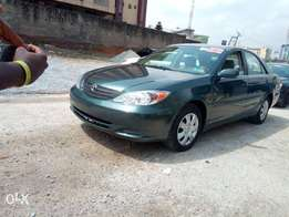 Toyota camry Tokunbo 03 for sale