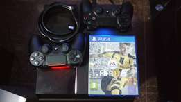 Ps 4 and Fifa 17