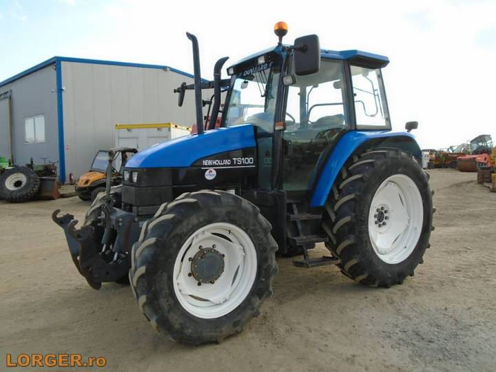 New Holland Ts 100 - 1999