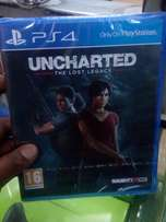 Ps4 Uncharted (The lost lagacy)