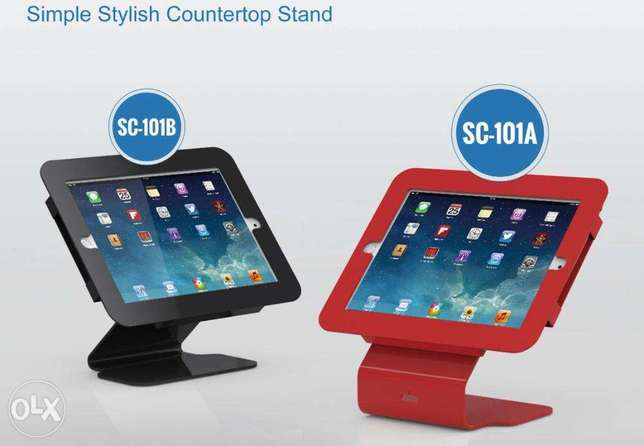 iPad Stand (SC-101A) for Restaurant Countertops