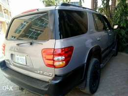 Registered Clean Toyota Sequoia at giveaway price