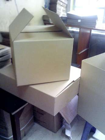 Boxes cartons Kahawa West/Njua - image 2
