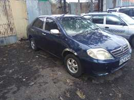 Toyota NZE on a quick sale!