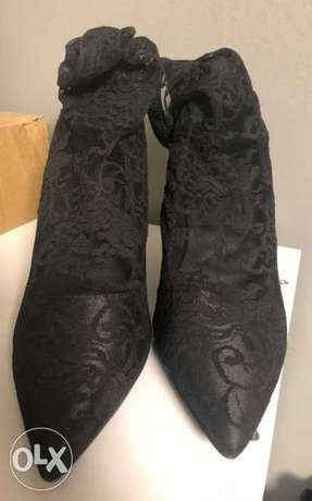 Lacey high heel boots