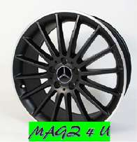 Mags 4 u wheel & tyre experts ... Mercedes C63