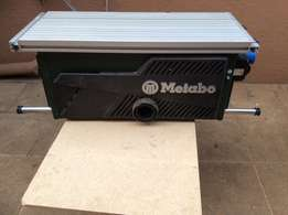 Metabo Sliding Table Saw [REDUCED]