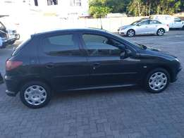 Peugeot 206 for Salw