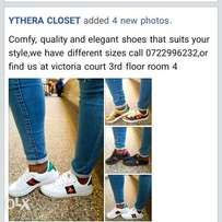 Men and ladies shoes,awesome colours different designs