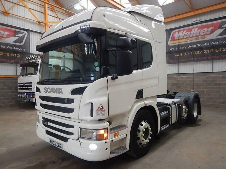 Scania P440 (SCR) - 2013