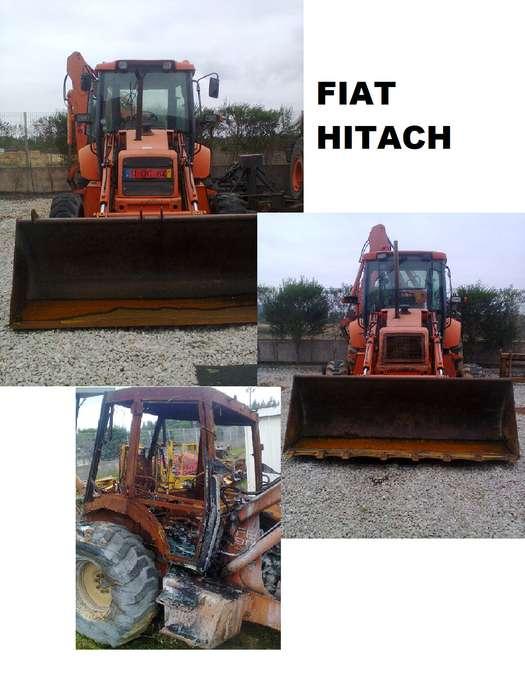 Fiat-Hitachi FB100 = 3 MACHINES - 2001