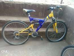 Ex UK emmelle GTX 2000 bike