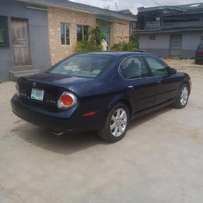 A smooth, clean neatly used 2002 Nissan Maxima, navi, leather, ac, cd