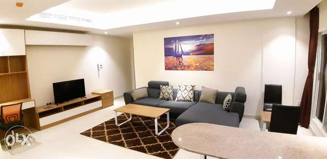 Amazing 1bhk fully furnish apartment for rent in Adliya