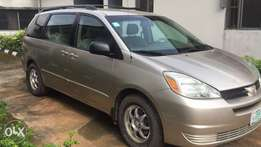 2005 Sienna for sale