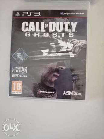 Ps3 games used