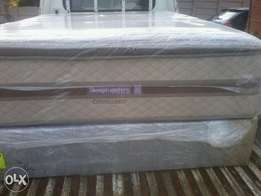 Brand NEW** Sleepmaster queen BED