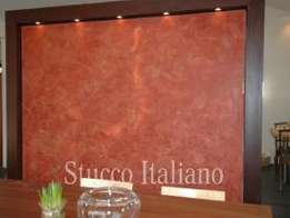 The finest Italian Wall & Floor MARBLE PLASTER Services & products