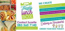 Happy Lunch Boxes
