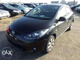 Mazda Demio Year 2011 Automatic Transmission 2WD Black Color 630K
