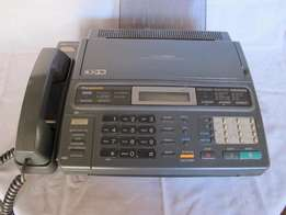 Panasonic Telephone Answering System with Fax KX-F230