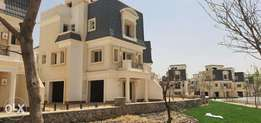 Villa (A) in amazing location mountain view chill out &lowest price