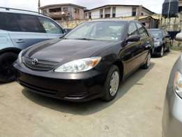 Toks 2004 Camry LE