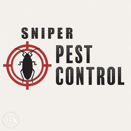 Sniper pest control service specialist cacrouch and bed bugs