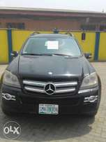 Registered Mercedes Benz GL450 4Matic - 2008