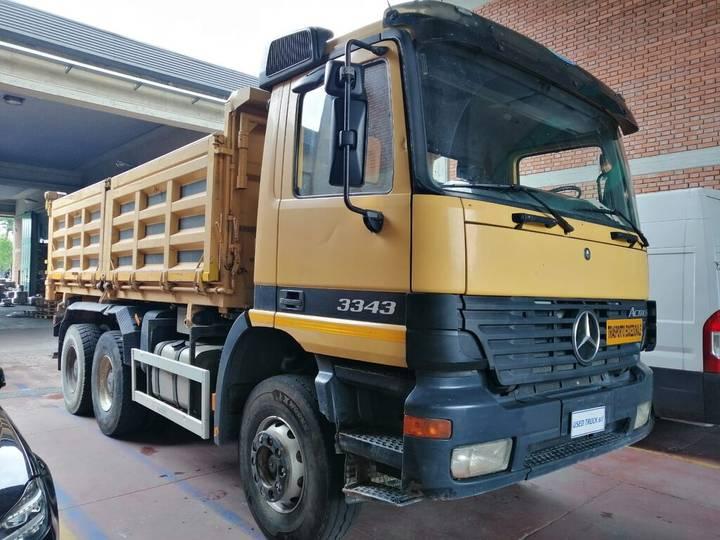 Mercedes-Benz Actros 3343 - 2001