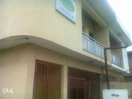 Executive 5bed Rooms Duplex with Bq at Ikeja. 2.5m and 3m
