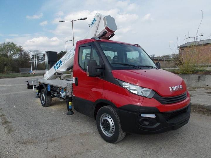 Iveco CTE B-Lift 27 - 27m, 3.5T, on stock - 2019