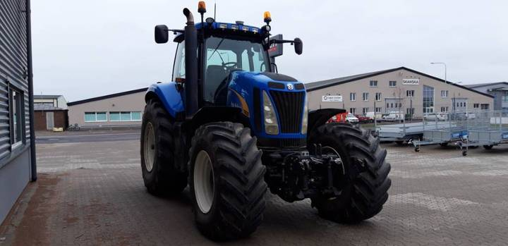 New Holland T8020 - 2008 - image 5
