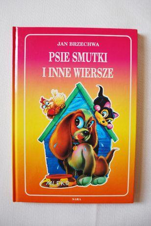 Jan Brzechwa Psie Smutki I Inne Wiersze Książka Dla Dzieci