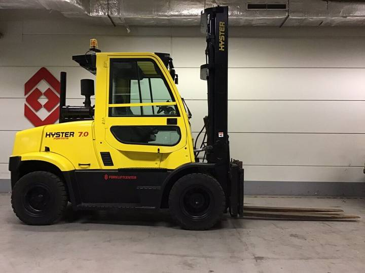 Hyster H7.0FT - 2013