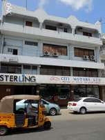Office space or residential house in docks Mombasa main road