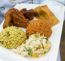Affordable Corporate & Wedding Catering Services in Abuja