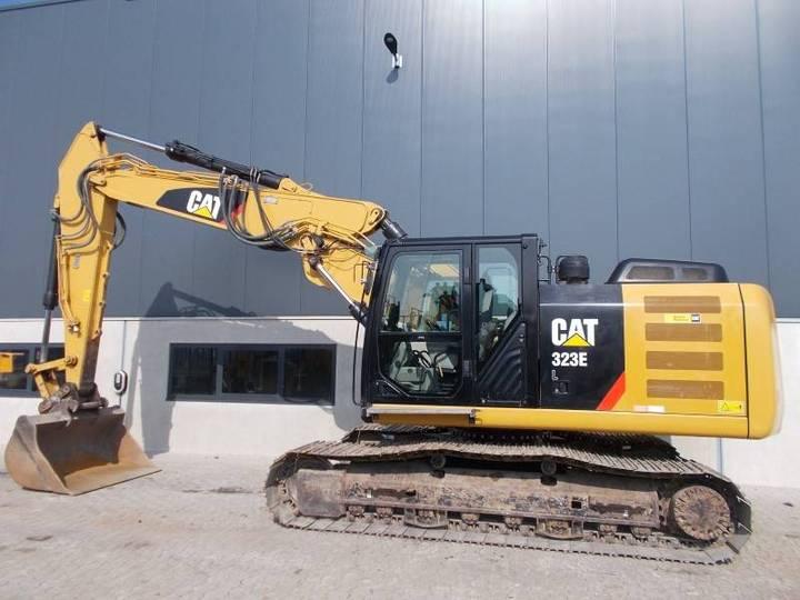Caterpillar 323el Va - 2013