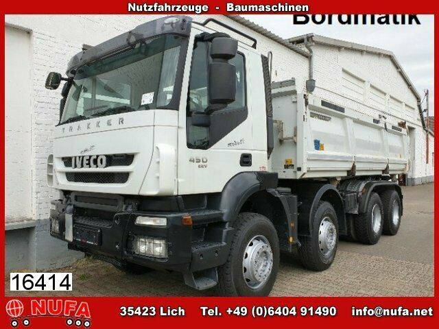 Iveco Trakker AD340T45/8x4/ Bordmatik, Int-Klima, - 2012