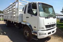 Mitsubishi Fuso FN16-270 with Cattle Body Truck