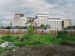 3/4 ac plot for sale in Kilimani,Ring road,opposite Eastland Hotel